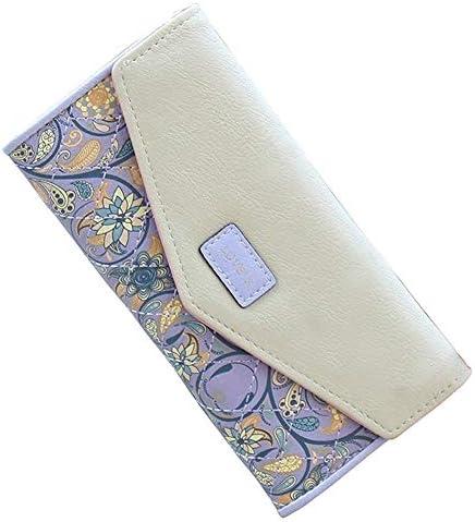 Best Womens Wallets 2021 SeptCity Womens Wallet Floral Leather Western Bifold Clutch, 2021