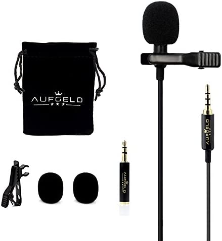 Professional Omnidirectional Microphone Smartphones Cancelling product image