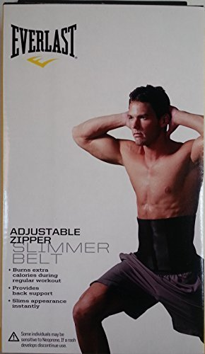 3046a69dde Image Unavailable. Image not available for. Colour  EVERLAST Slimmer Belt  ...