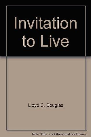 book cover of Invitation to Live