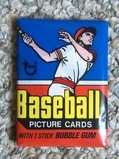 1977 Topps Baseball Factory Sealed Wax - 1977 Jack Topps