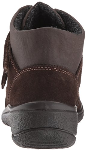 6 Maemi Velour Velour M Dark Boot Brown ara Black Women's US S5WfHwXq