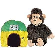 Happy Nappers Monkey Beige