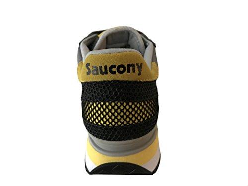 SAUCONY SHADOW ORIGINAL S70401-2 GRY/YEL 46