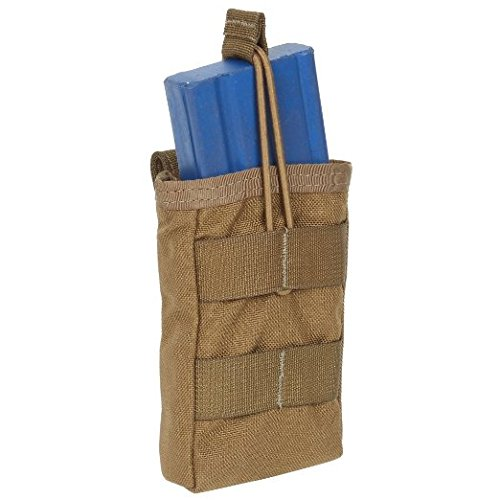 Single Shingle M16 Mag Pouch - Coyote Brown