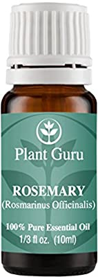 Rosemary Essential Oil. 10 ml. 100% Pure, Undiluted, Therapeutic Grade.