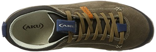 AKU Unisex Adults 506 Low Rise Hiking Brown Size: 8.5 UK ztX9z