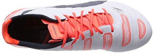 Entrainement Homme FG 2 Total Blast Puma Eclipse Lava Football White Evopower Blanc 1 wCqx1XY