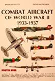Combat Aircraft of World War II 1933-1937 Poster, Outlet Book Company Staff, 0517641763