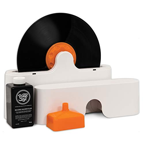 Price comparison product image Vinyl Styl Deep Groove Record Spin Cleaner System