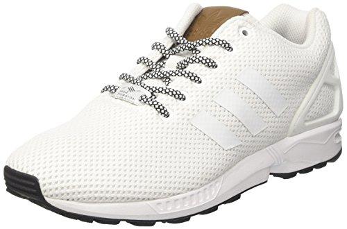 Adidas uomini bianchi / zx flusso bianco 6 milioni di noi a buon prezzo in cina