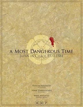 en venta en línea A Most Dangerous Time  Japan in Chaos 1570-1584 1570-1584 1570-1584 WarJuego by Multiman Publishing  entrega rápida