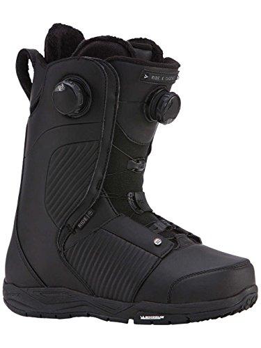Ride Cadence Focus Boa Womens Snowboard Boots 2018 - 8.0/Black (Ride Womens Snowboard Boots)