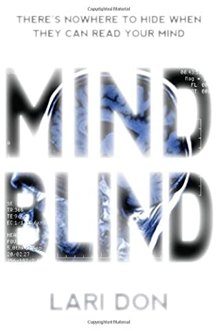 book cover of Mind Blind