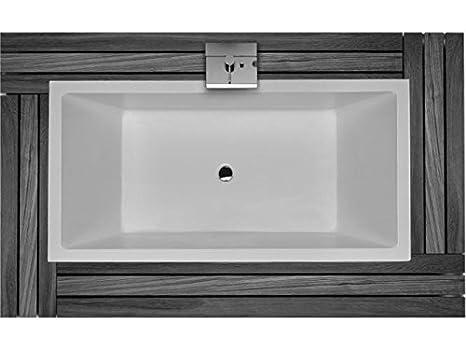 Vasca Da Bagno Duravit : Duravit starck cm vasca da bagno