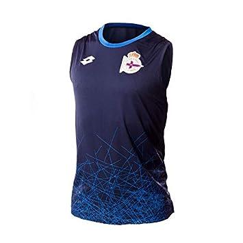 Lotto RC Deportivo de la Coruña Training 2016-2017, Camiseta, Navy-Blue, Talla 16-XS: Amazon.es: Deportes y aire libre