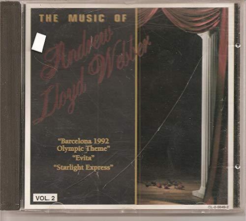 Theme For Olympics (The Music of Andrew Lloyd Webber - Vol. 2 - Barcelona 1992 Olympic Theme, Evita, Starlight)