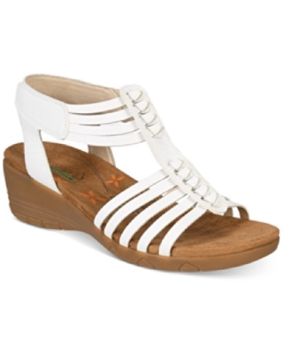 Baretraps Bare Traps Hinder Wedge Sandalias Blanco 9.5m