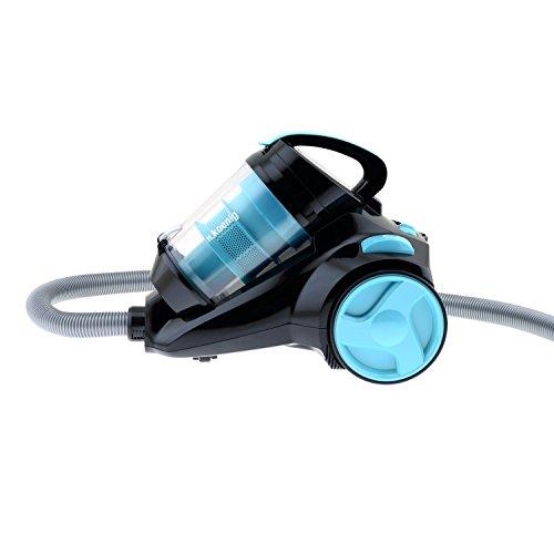 H.Koenig SLS810 Silence+ Aspirateur sans Sac- Classe énergétique A