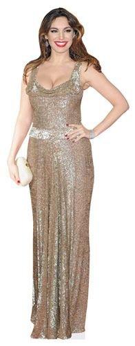 kelly brook dress - 1