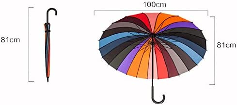 Windproof Travel Umbrellas Auto Open Compact Umbrellas Wont Break Flipped Inside Out 40-inch Large Umbrella Support For 2-3 People At The Same Time 24 Rib Steel Ribs Reduce The Impact Of Wind And Rai
