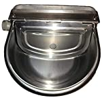 Automatic Farm Grade Stainless Stock Waterer Horse Cattle Goat Sheep Dog Water by Rabbitnipples.com 10