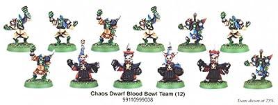 Ogre Blood Bowl Team from Games Workshop