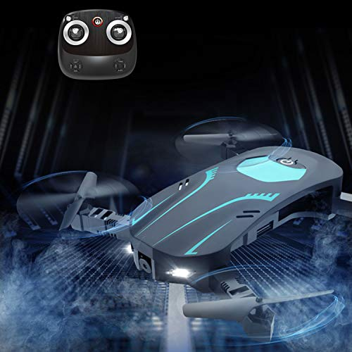 GAOAG-Mini-RC-Drone-with-WiFi-FPV-HD-Camera-Altitude-Hold-Headless-Mode-One-Key-Return-APP-Control-and-Two-Speed-ModesCompatible-with-VR-HeadsetGreen