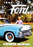 1955 Ford Car Owners Manual 55 (with Decal)