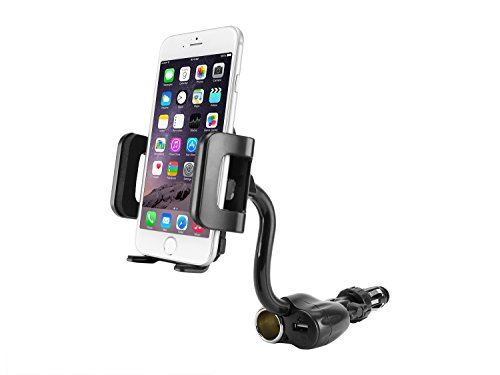 Cellet Car USB Phone Holder
