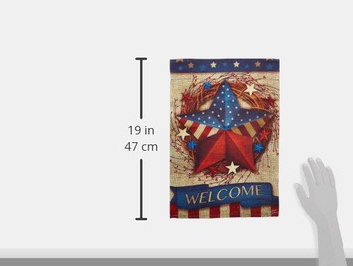 Buy primitive patriotic flag