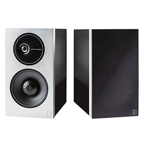 Definitive Technology Demand Series D11 High-Performance Bookshelf Speakers - Pair (Black) by Definitive Technology