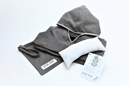 Tucker Travel Cover 4-in-1 Travel Blanket and Pillow for Airplanes, Trains, Cars, Buses and Boats, Large
