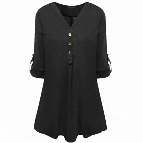 [S-2XL] レディース Tシャツ シフォン Vネック 無地 長袖 トップス おしゃれ ゆったり カジュアル 人気 高品質 快適 薄手 ホット製品 通勤 通学