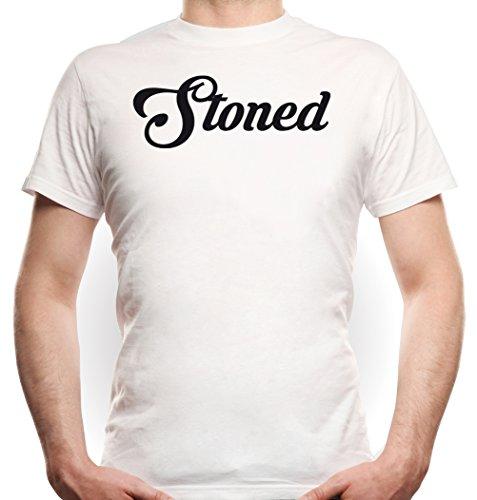 Stoned T-Shirt White Certified Freak