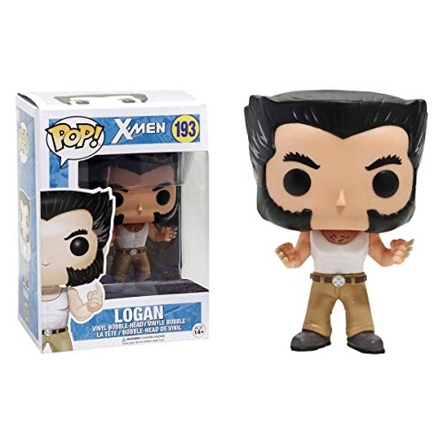 Pop! Marvel X-Men Logan [Importacion Alemana]