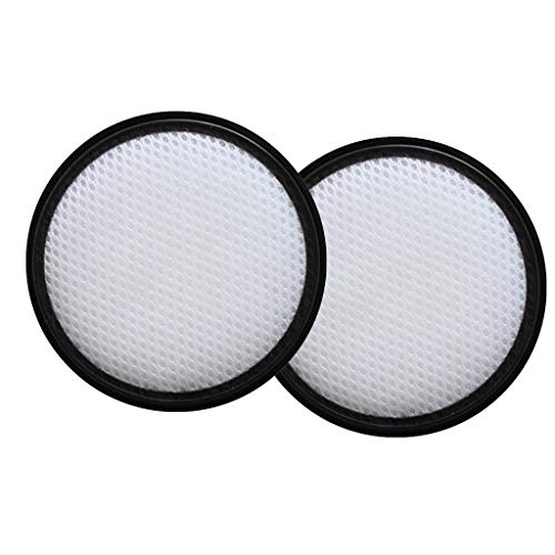 (Kiorc 2X Replacement HEPA Filter for Proscenic P8 Vacuum Cleaner Parts Hepa Filter Black)