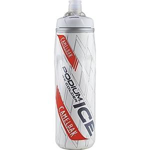 Camelbak Products Podium Ice Water Bottle, 21-Ounce, Crimson