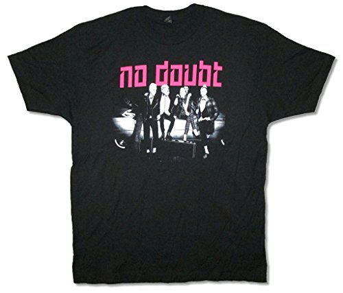 No Doubt Roadshow L.A. Event Mens Black T Shirt (L)