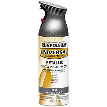 Rust-Oleum 271481 Universal All Surface Spray Paint, 12 oz ...