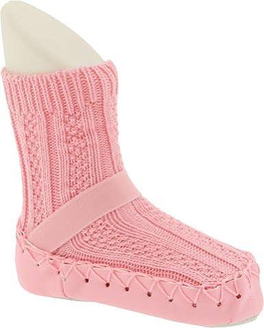 Socks,Kimanli Newborn Baby Girls Boys Anti-Slip Knitted Long Socks Knee Socks Toddler