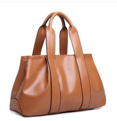 mefly la nueva primavera y verano moda bolso bandolera tutti-match MS., Claret marrón