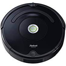 iRobot Roomba 614 Robot Vacuum Cleaner, Self-Charging, Good for Pet Hair, Carpets, & Hard Floor Surfaces