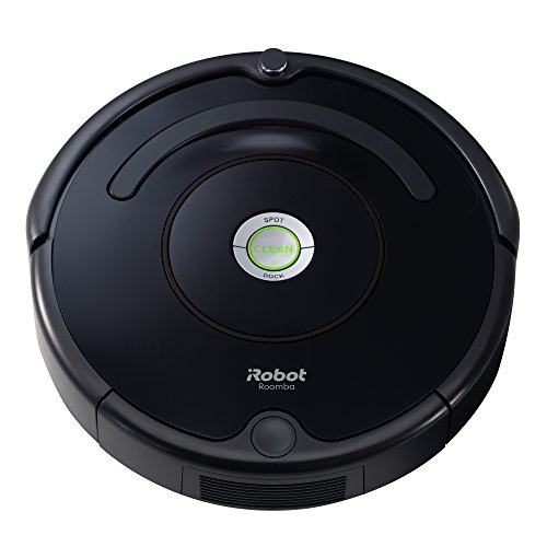 iRobot Roomba 614 Robot Vacuum Cleaner, Self-Charging, Good for Pet Hair, Carpets, Hard Floor Surfaces (Jet Carpet Cleaners)