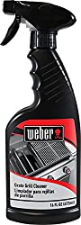 Grill Cleaner Spray Professional Strength Degreaser Non Toxic 16 Oz Cleanser By Weber Cleaners