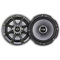 2) NEW KICKER KS40 4 40W 2-Way KS Series Car Audio Coaxial Speakers Stereo PAIR