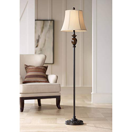 Club Collection Table Lamp - Corrie Club Traditional Floor Lamp Deep