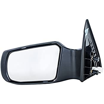SCITOO Side View Mirror Driver Side Mirror Fit Compatible with 2007 2008 2009 2010 2011 Nissan Altima Power Adjustment Non-Folding Non-Heated