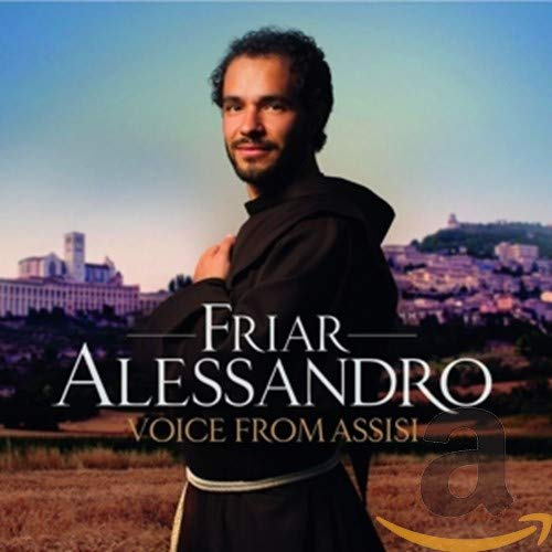 CD : Friar Alessandro Brustenghi - Voice From Assisi