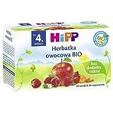 HiPP Organic Fruit Tea for Babies (20 Teabags)